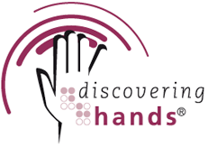 logo discovery Hands