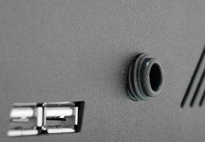 VLS-USB und VLS-Kopfhöreranschluß