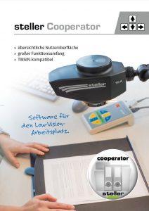 Deckblatt des Prospekt Cooperator