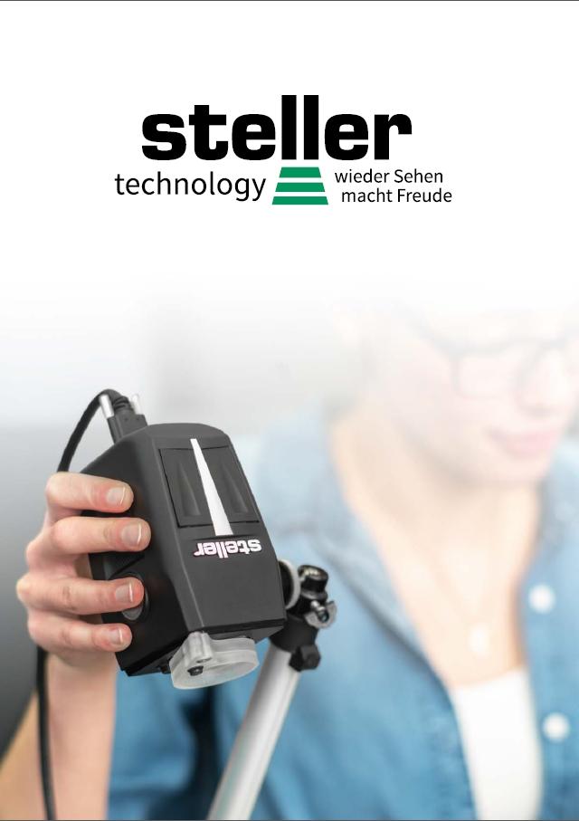 steller-Produktmappe