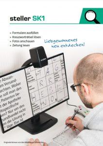 Deckblatt des Prospekt SK1