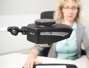 steller TK4 - Kamerakopf