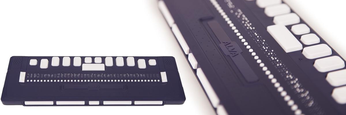 Produktbild Braillezeilen
