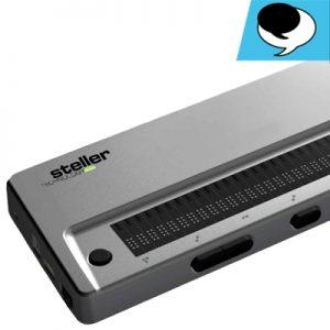 steller - steller LS - Braillezeilenunterstützung