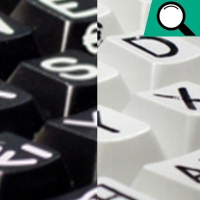 Link zu Großschrifttastaturen