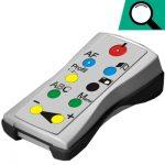 Externes ergonomisches Bedienteil für steller System: Vision Pad