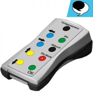 steller - Optional: ergonomisches Bedienteil steller Control LS