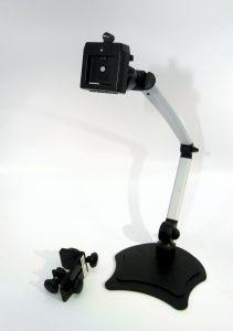 PKS Tisch-Arm zum lesen und drunter schreiben