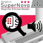Link zu Software Supernova Magnifier Screenreader