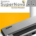 Link zu Screenreader Supernova