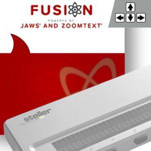 Link zu Screenreader Fusion
