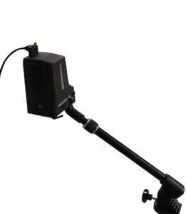 steller PK7 Kamera mit MKS Stativ