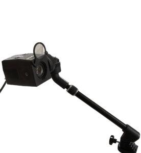 steller - steller PK7 Kamera mit MKS Stativ