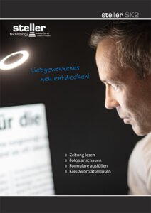 Deckblatt des Prospekt SK2