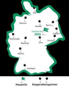 Karte steller-technology
