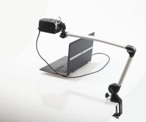 steller PK7 Kamera mit PKS Stativ (Vision Mix Business)